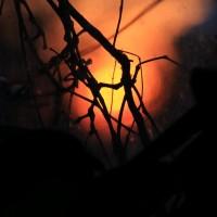 Auringonnousu joulun alla