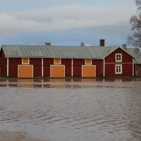 Tulva Karkkimalassa
