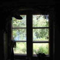 Riihigallerian ikkuna