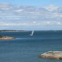Meren sylissä Nauvo