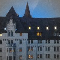 Hotelli Kanadassa perustettu Titanicin vuonna